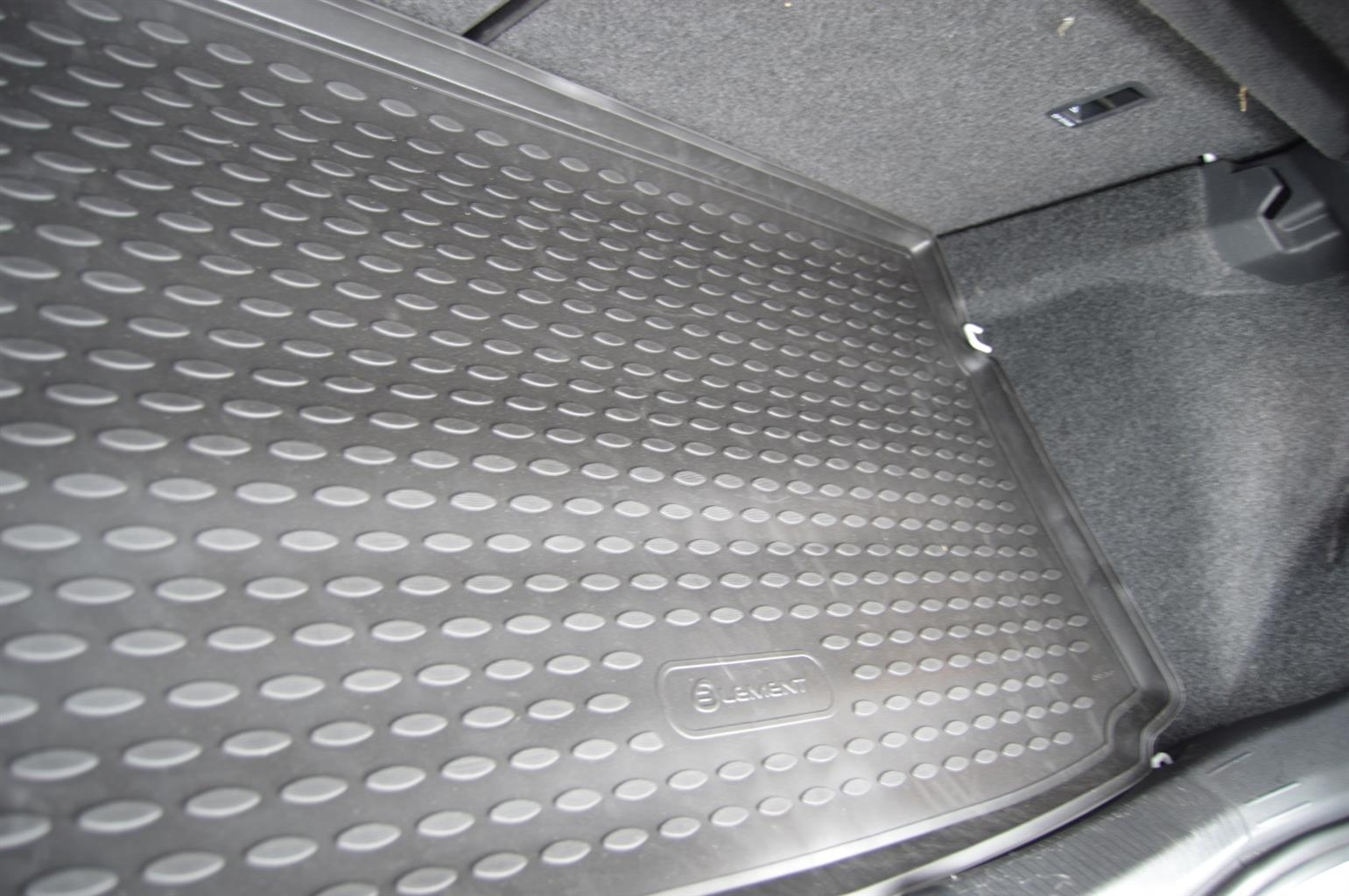 VW Polo AW 2018-Present Hatchback TPE Boot Liner