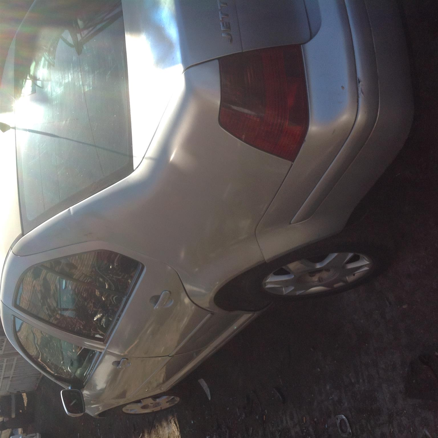 Selling VW Jetta4 2001 for Rebuild Code 2