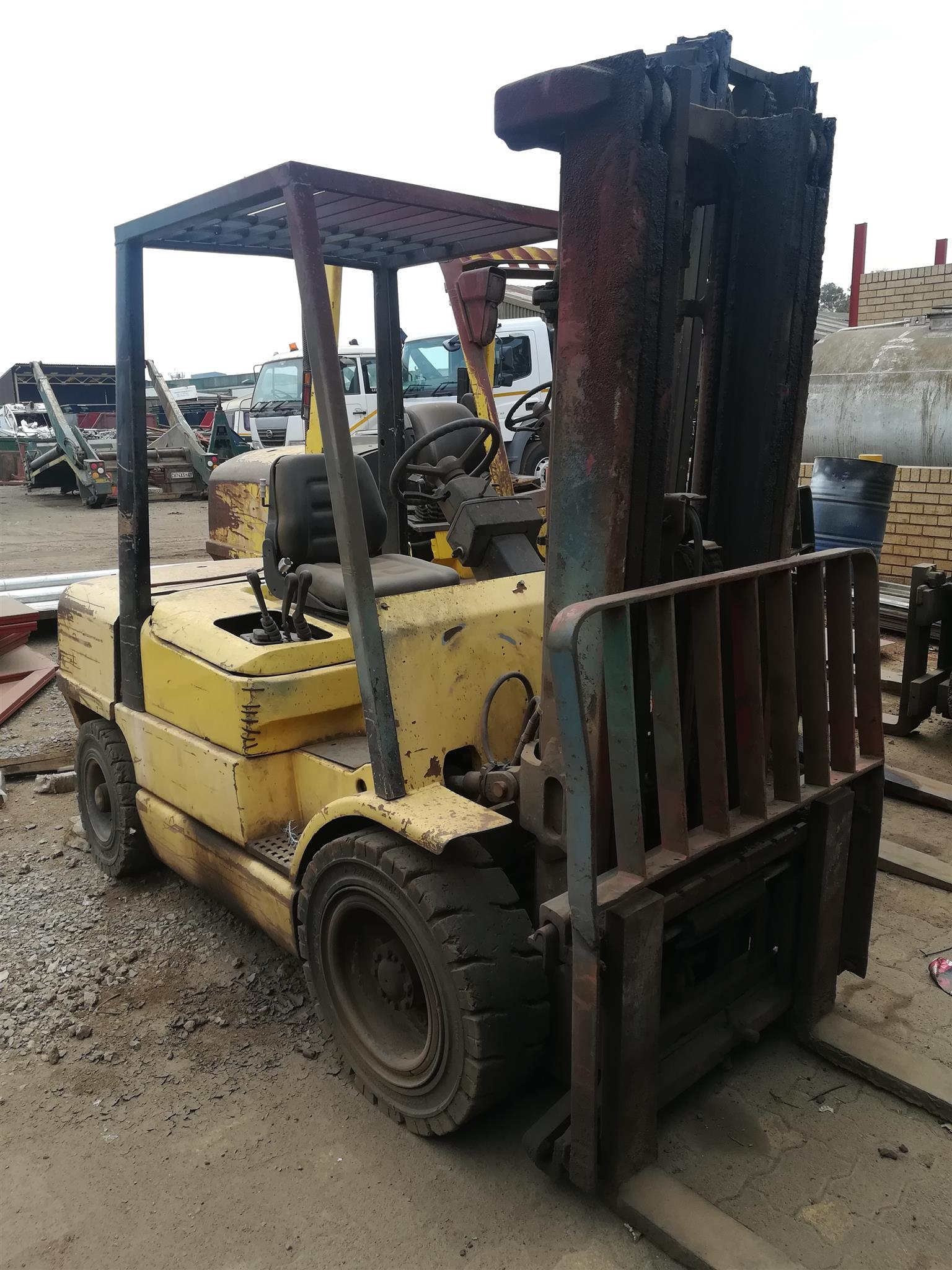 3 ton Hyster forklift for sale