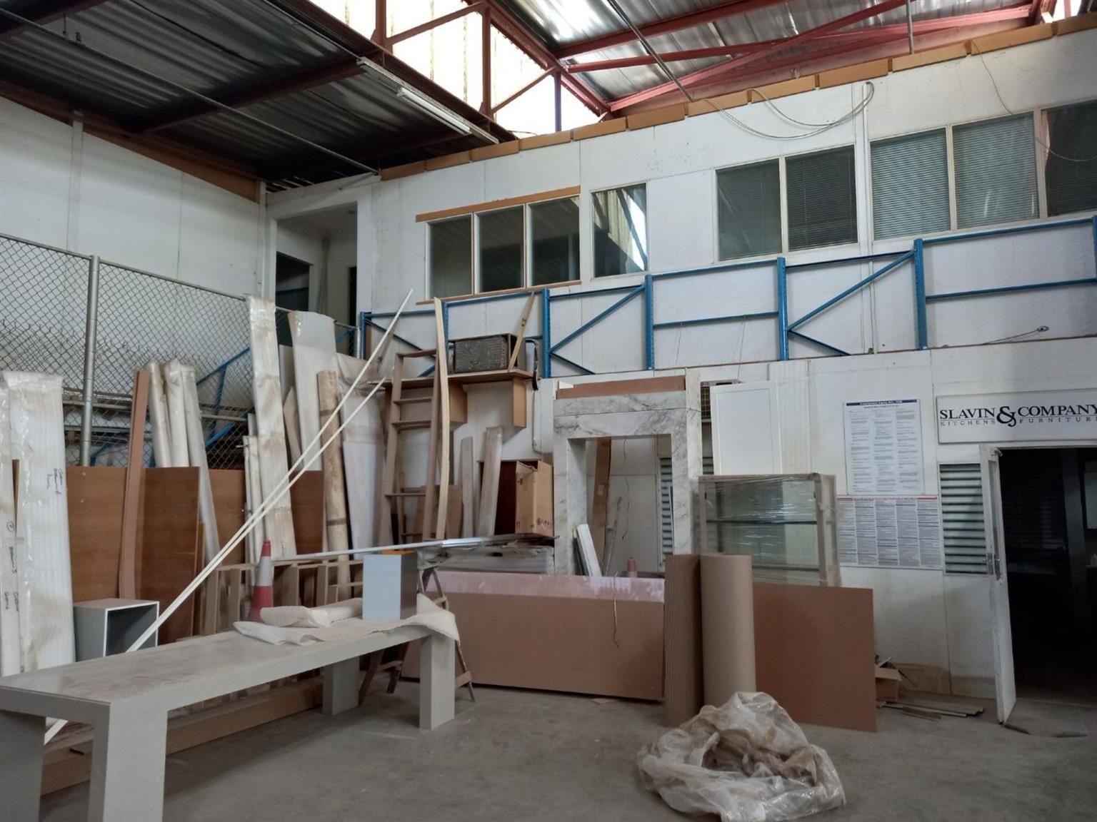 Industrial Rental Monthly in WYNBERG
