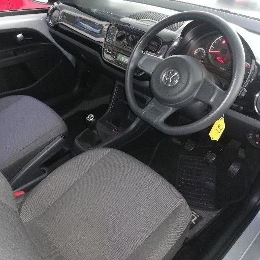 2017 VW up! 3-door