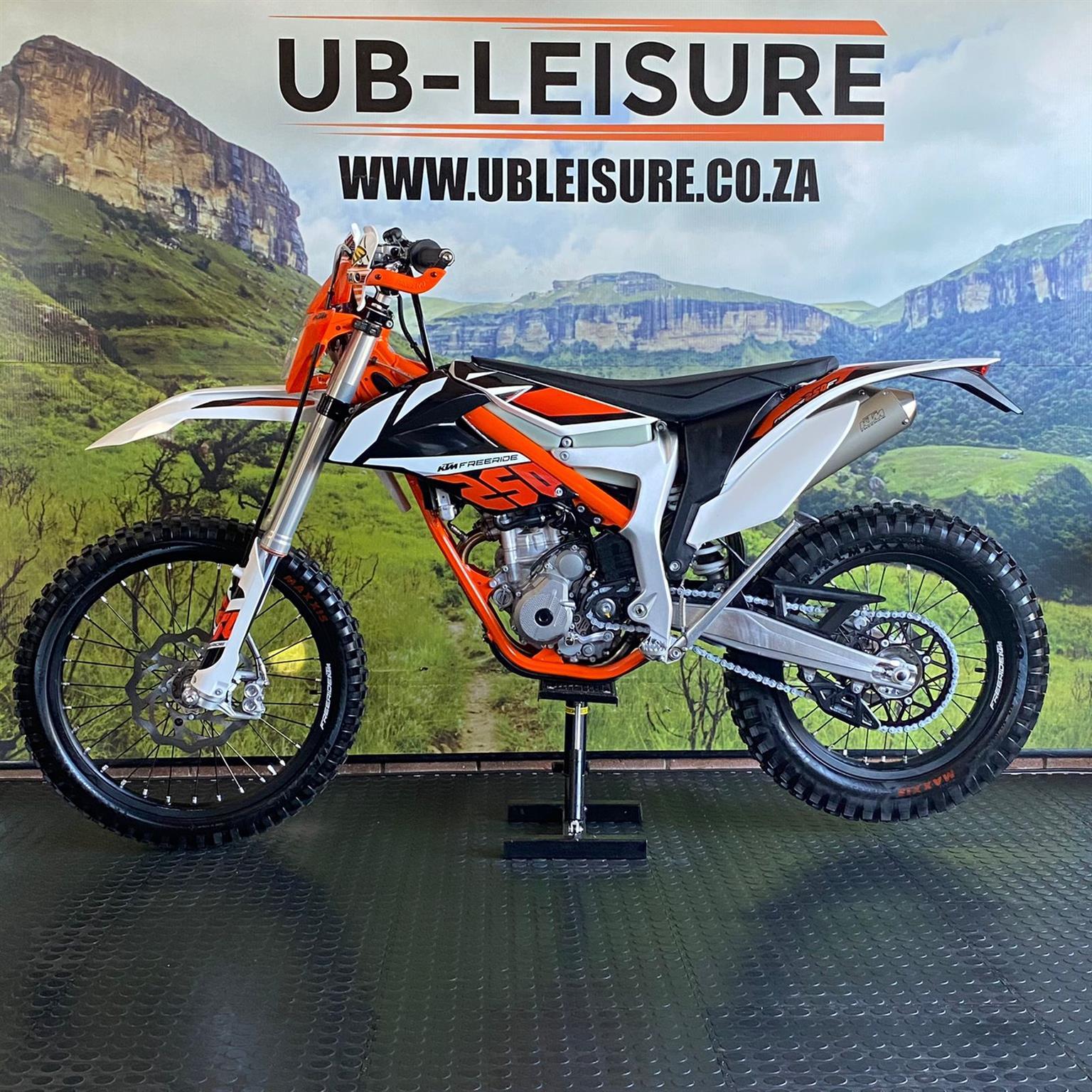 2019 KTM 250 FREERIDE