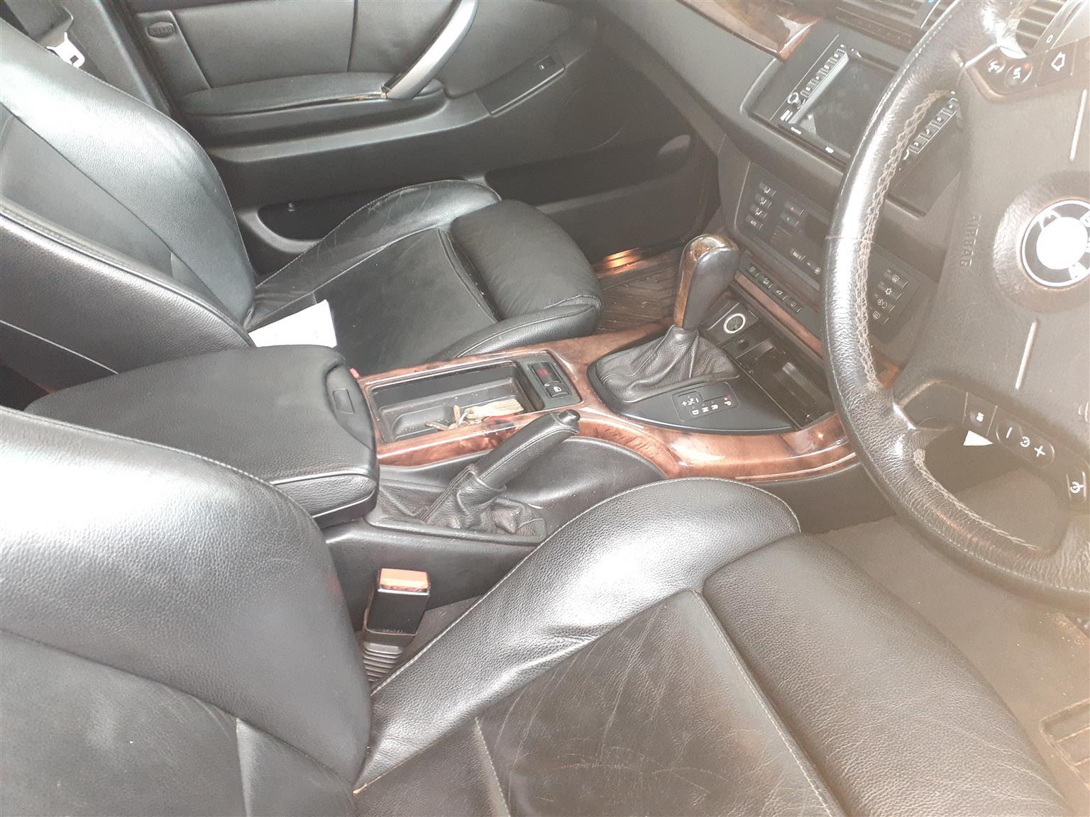 2005 BMW X5 xDRIVE30d M SPORT