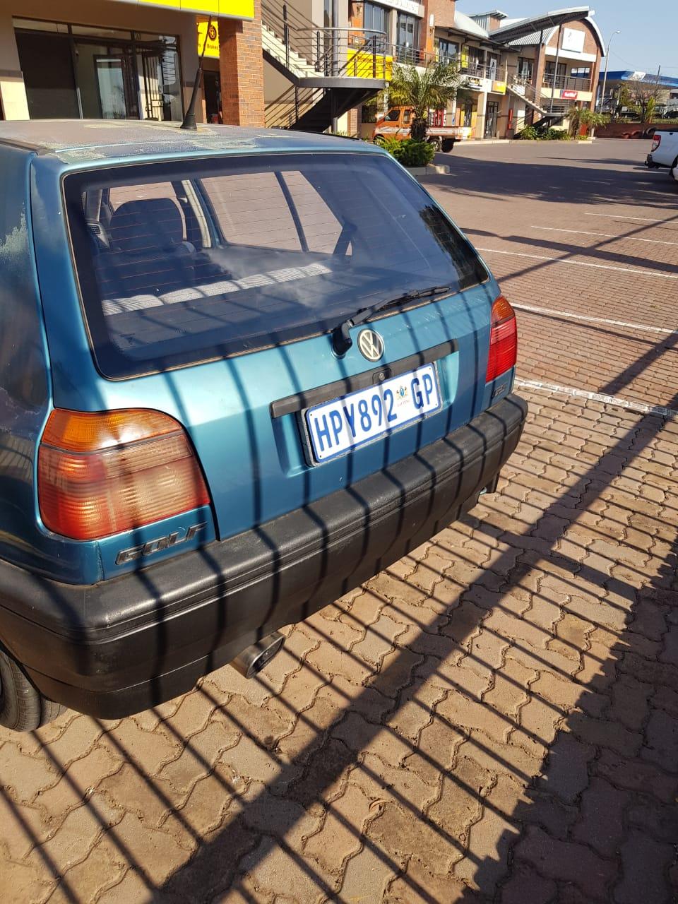 1995 VW Golf GTI