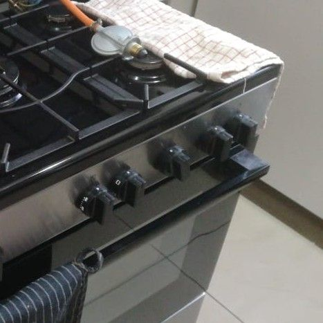 5 Burner Gas Stove