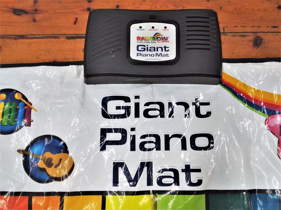 Giant Piano Mat For Kids