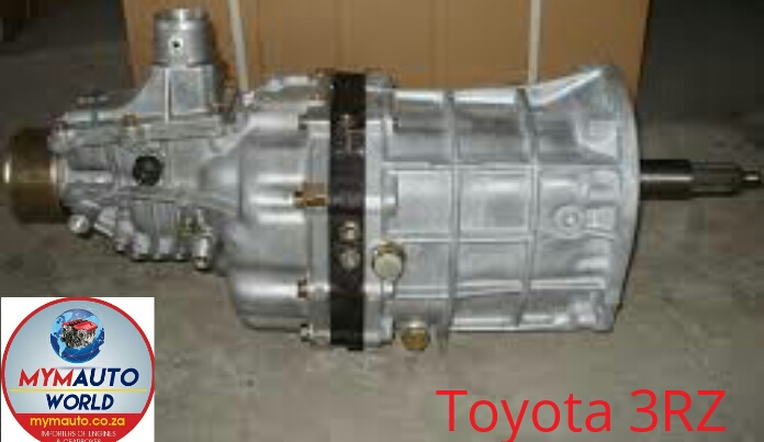 Imported used TOYOTA 3RZ FLOOR MANUAL gearbox Complete