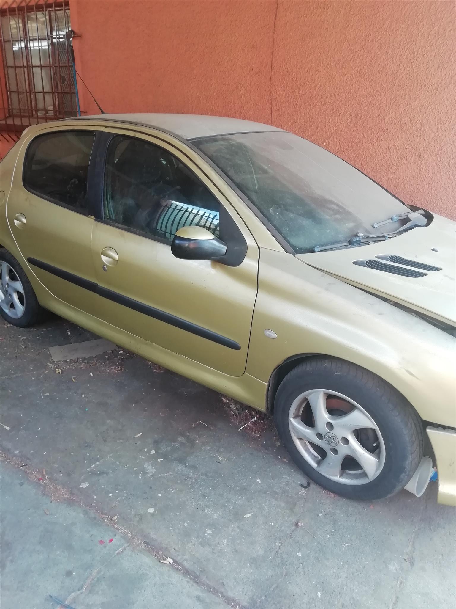 2005 Peugeot 206 2.0HDi XT