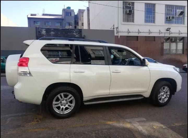 2013 Toyota Land Cruiser Prado PRADO VX 4.0 V6 A/T