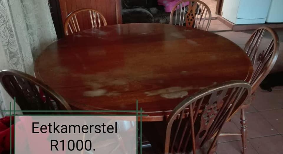 Diningroom Set For Sale