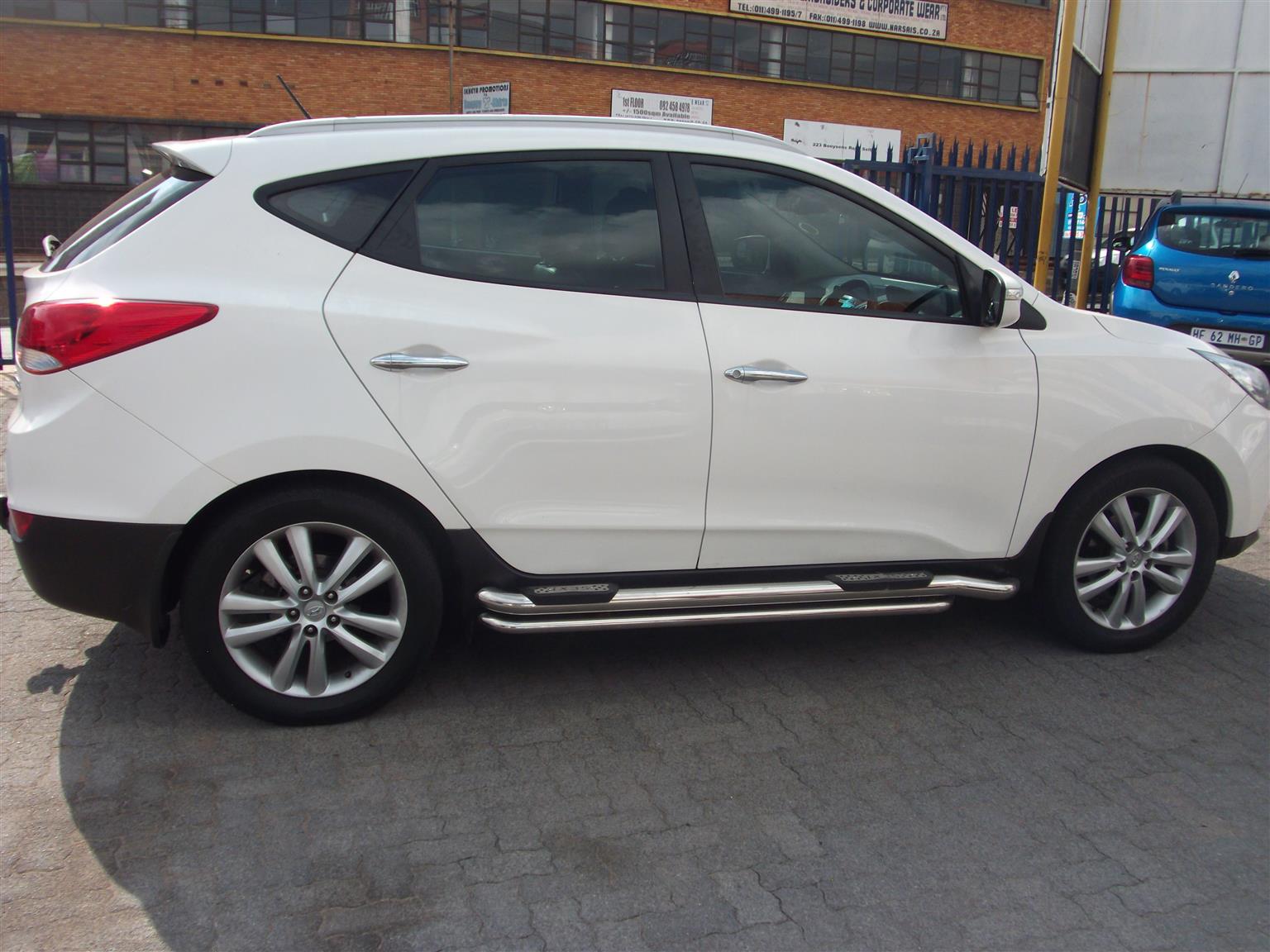 2014 Hyundai ix35 2.0 Premium auto