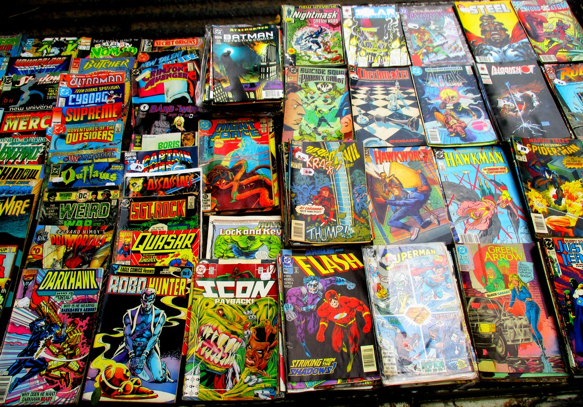 Comics for Sale from R5