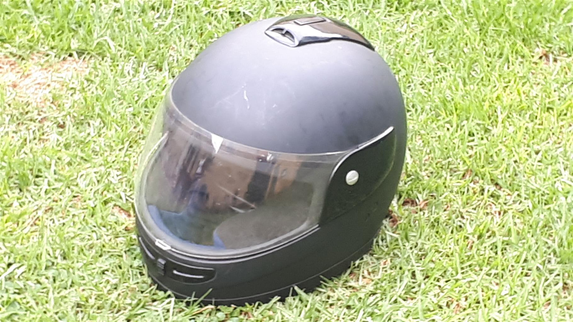 Adult motorcycle helmets
