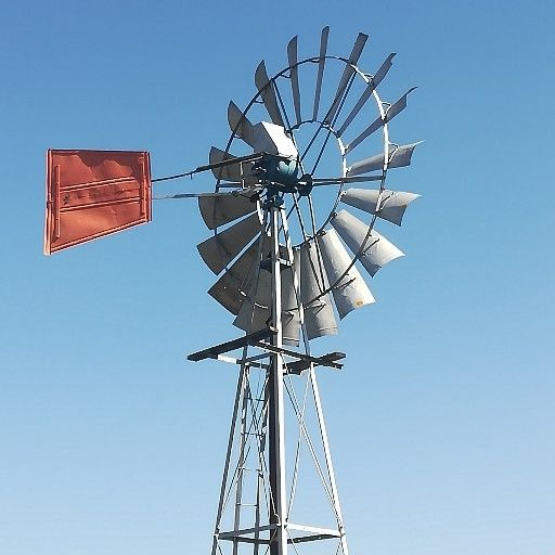 windpompe windmill