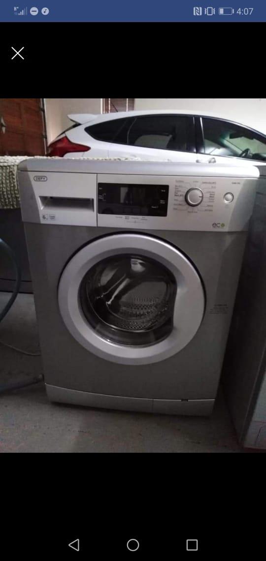 Defy 6kg washing machine