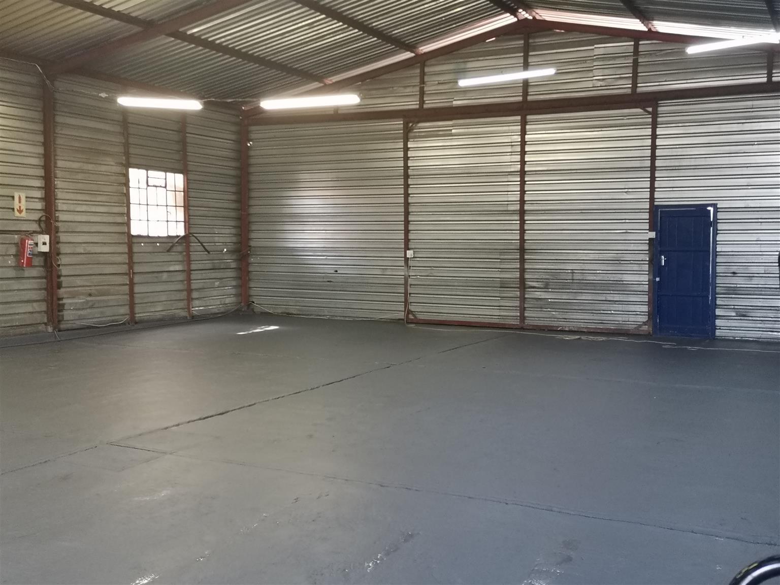 Warehouse/Workshop/Factory