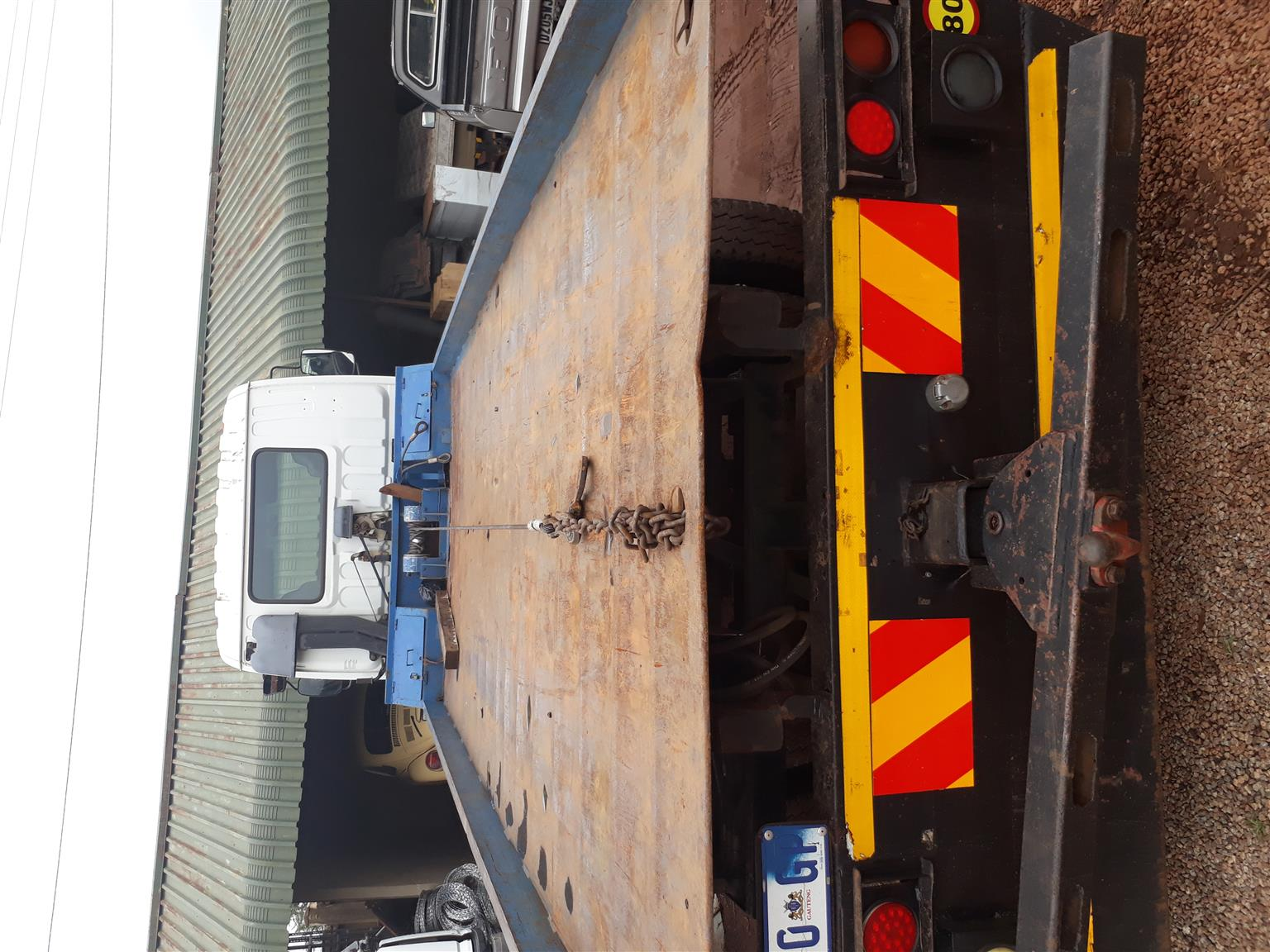 Rollback Services available 1 - 10 Tons