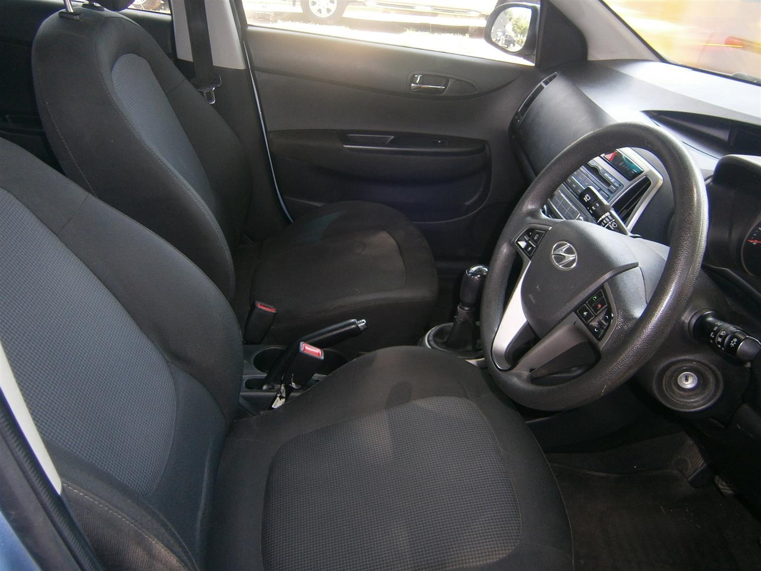 2013 Hyundai i20 1.4 Fluid auto