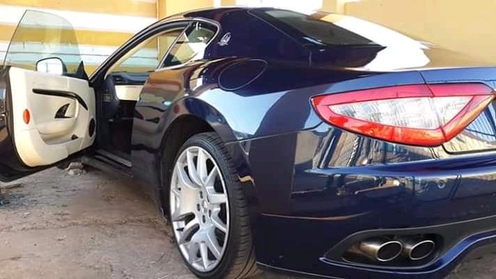 2010 Maserati GranTurismo Sport