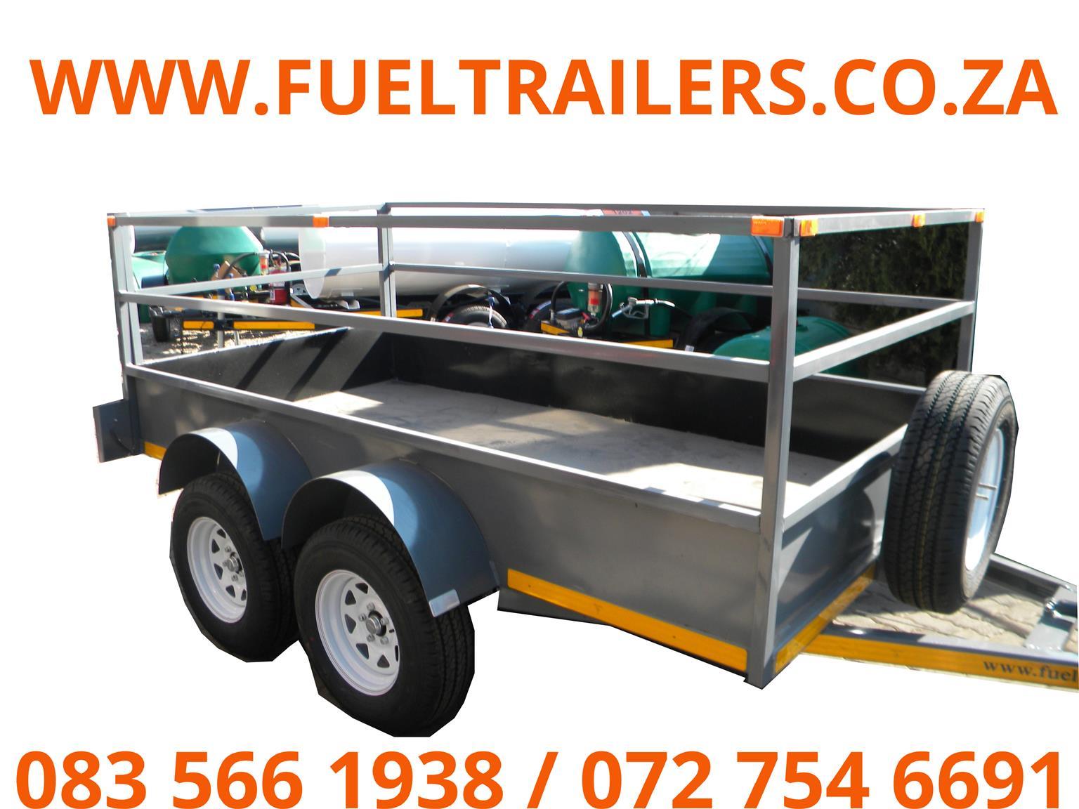 cub trailers