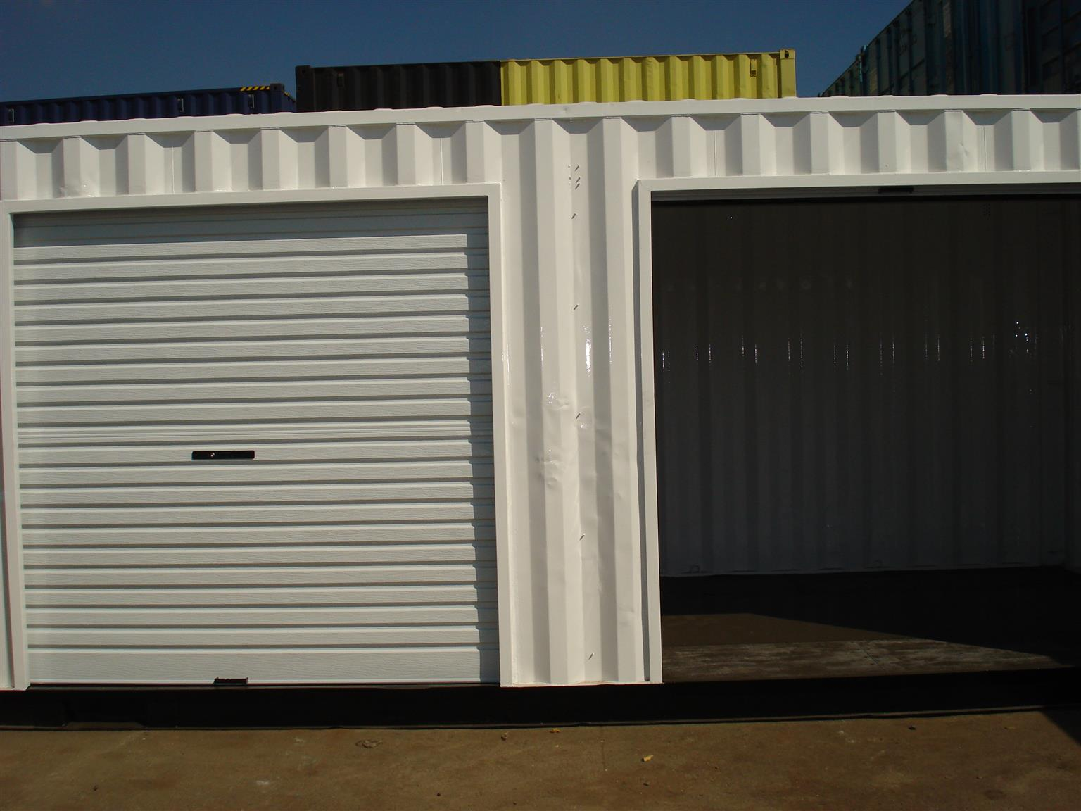 Containers for Site Offices