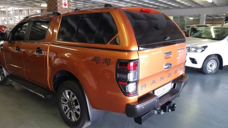 FORD RANGER DOUBLE CAB EXECUTIVE BEEKMAN CANOPY FOR SALE