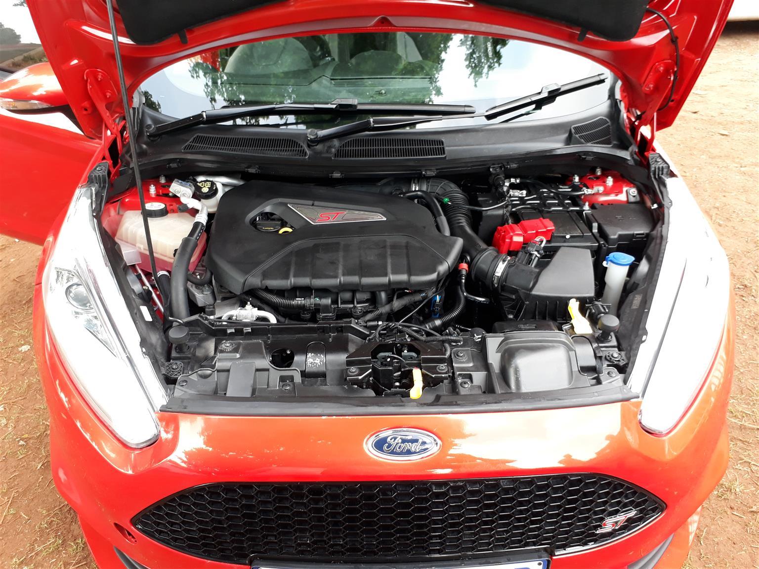 2017 Ford ST Fiesta
