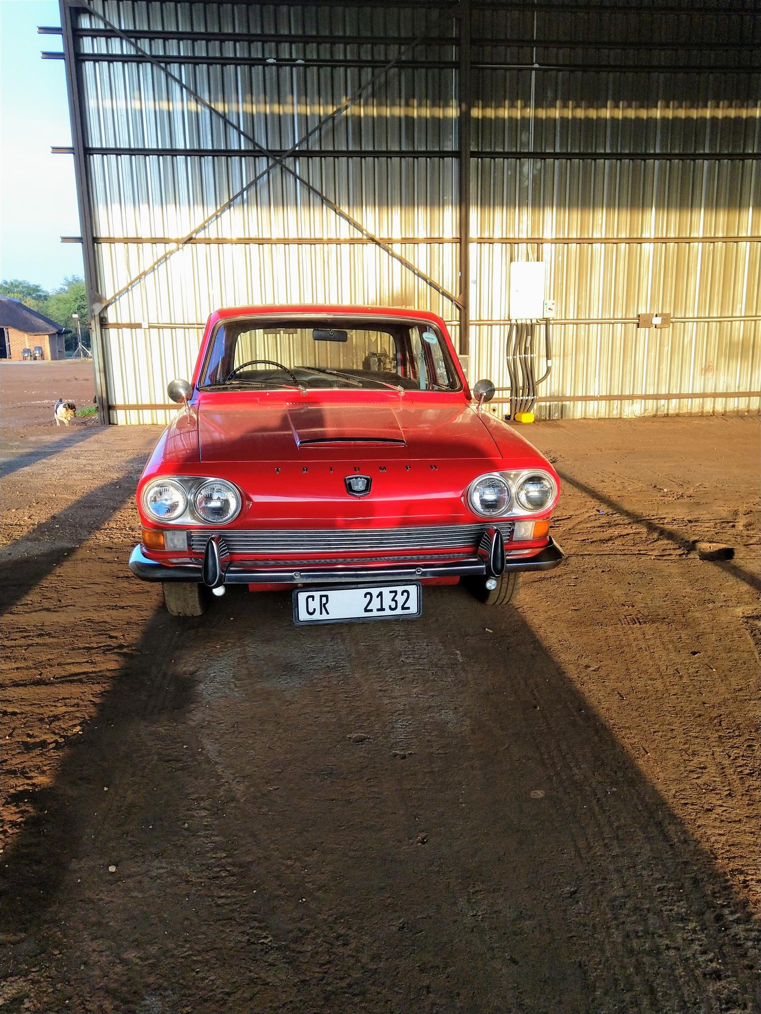Triumph 2000 mk1 1965 Auto