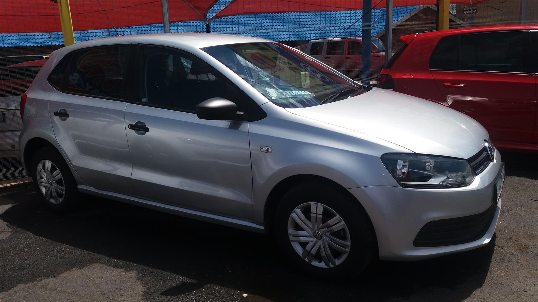 2018 VW Polo 1.4 Comfortline