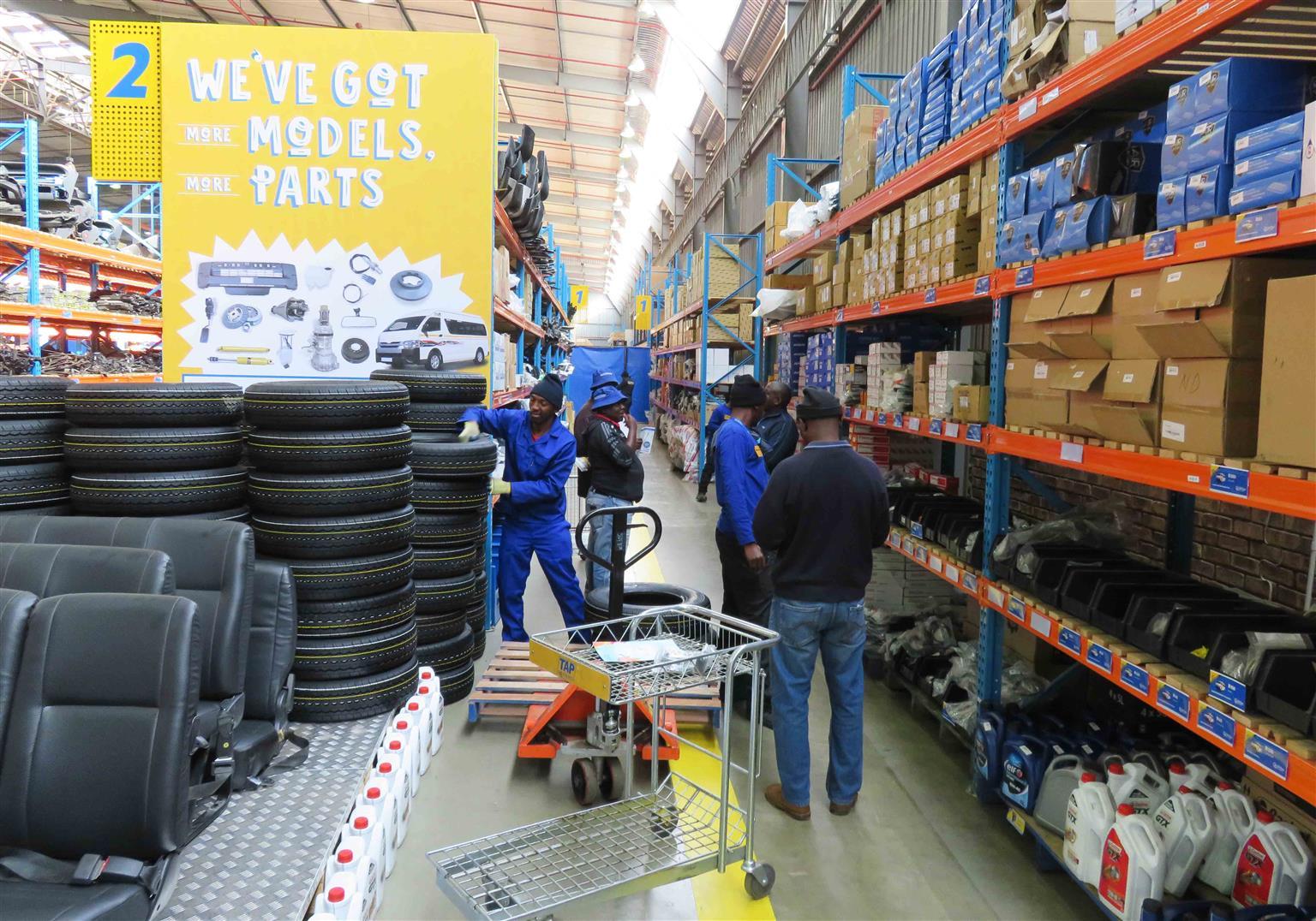 New Tie Rod End Set suitable for Toyota Quantum - SA Taxi Auto Parts quality spares