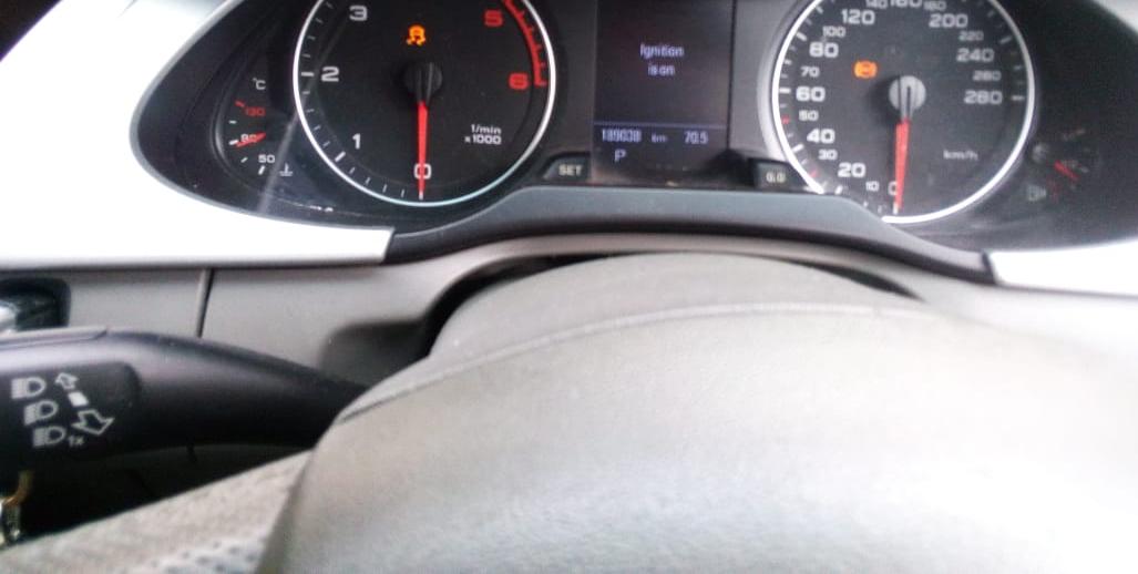 2008 Audi A4 3.0TDI quattro