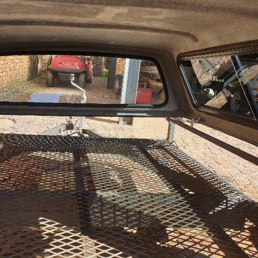 Hilix GD6 Double Cab Canopy