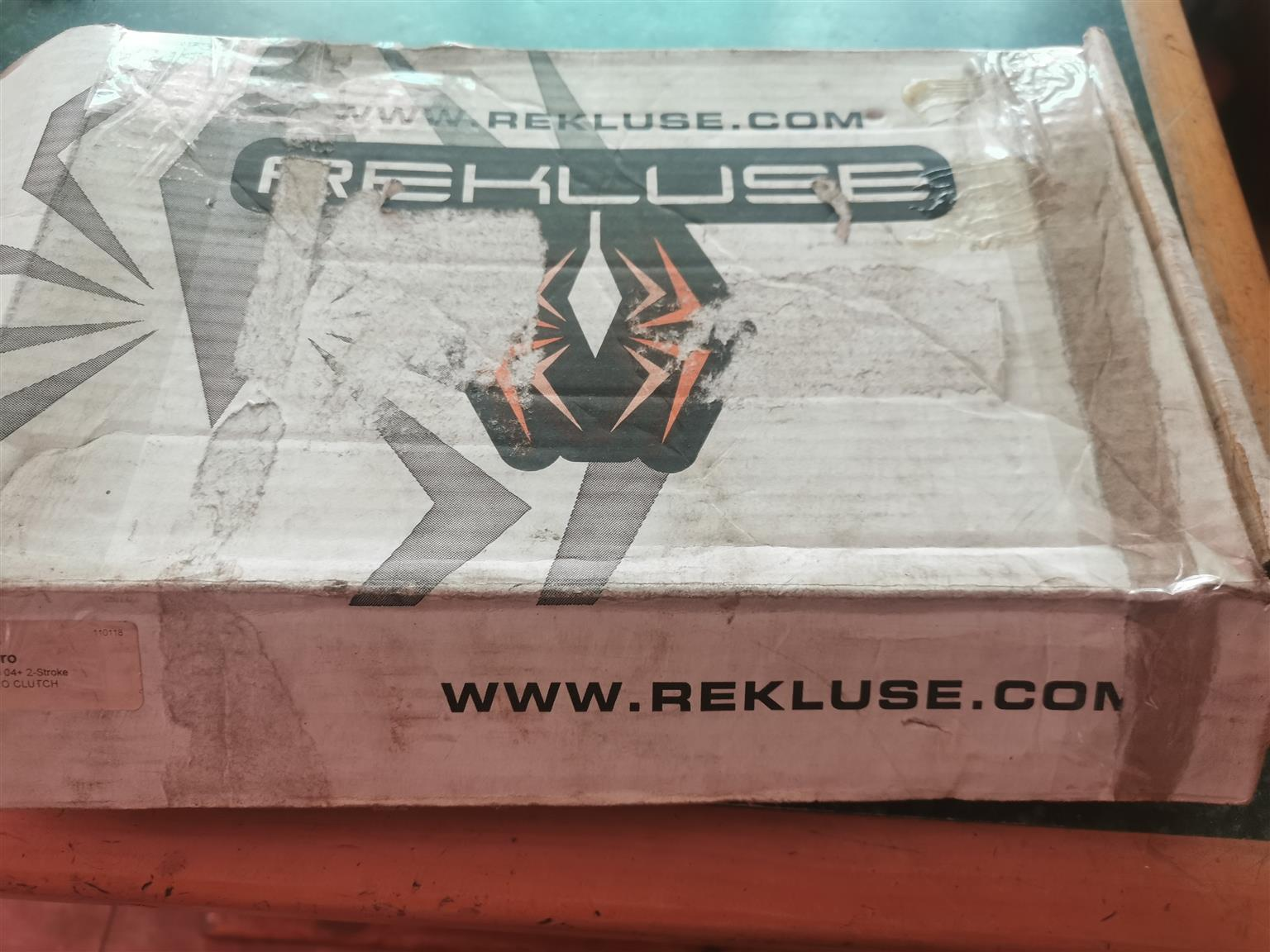 Rekluse clutch for KTM 250 or 300 two stroke