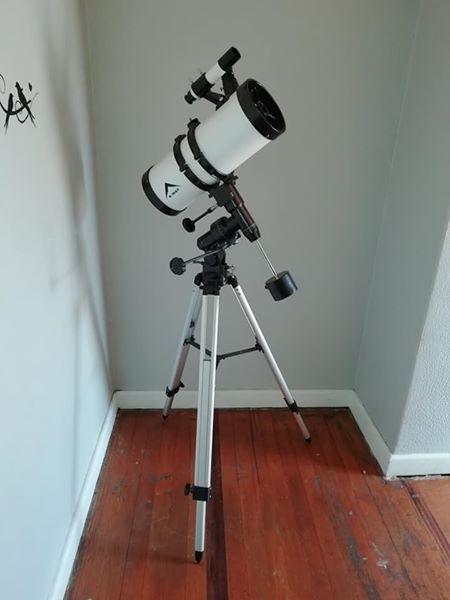 K-way celestial scope