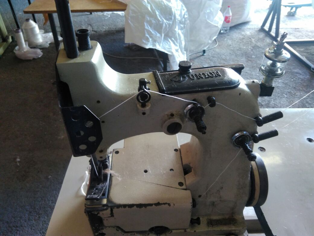 Sewing Machines for Bulkbag Manufacturing