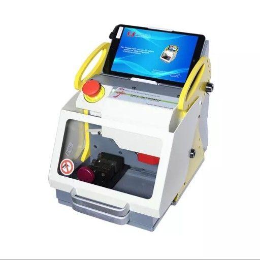 SEC-E9 professional key cutting machine