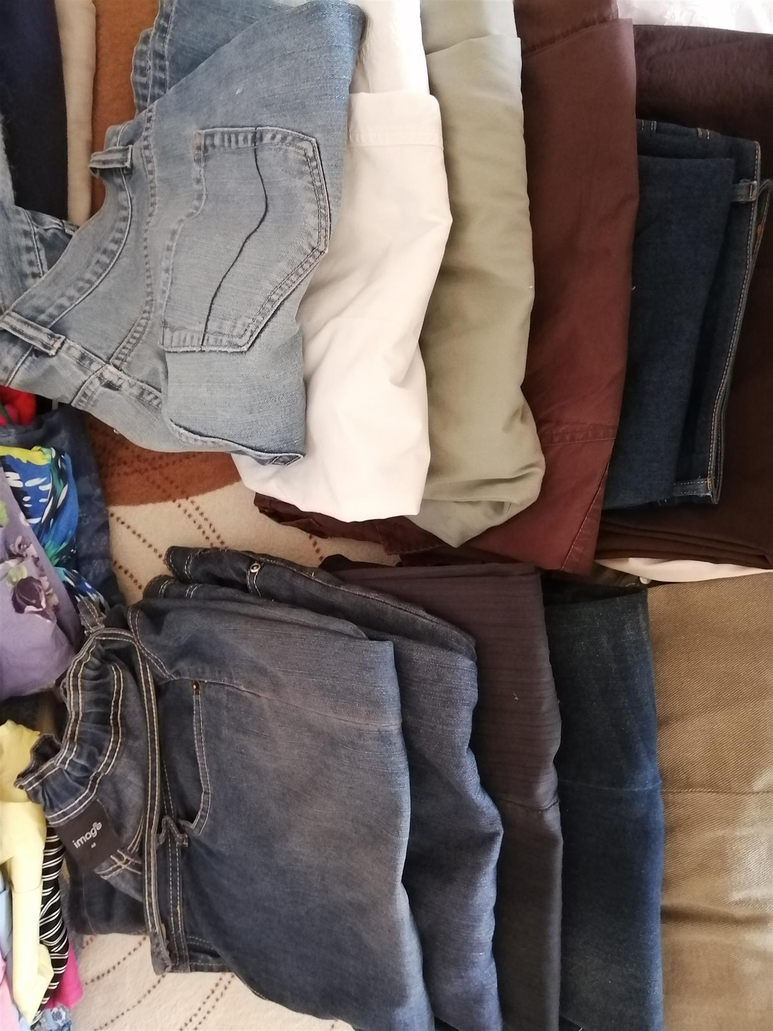 Second Hand Clothing For Sale Junk Mail