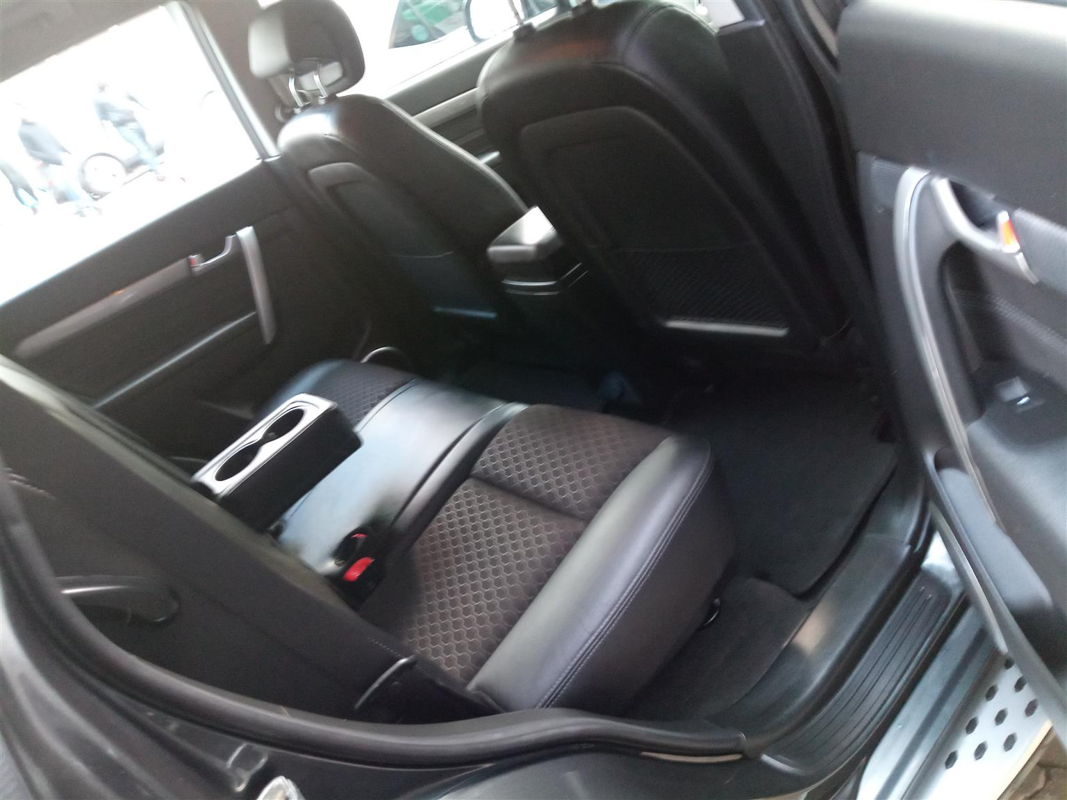 2017 Chevrolet Captiva 2.4 LT auto