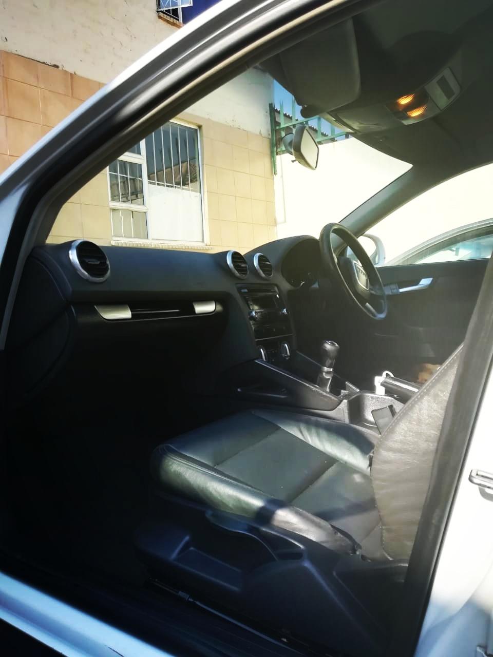 2009 Audi A3 Sportback A3 SPORTBACK 1.4 TFSI STRONIC