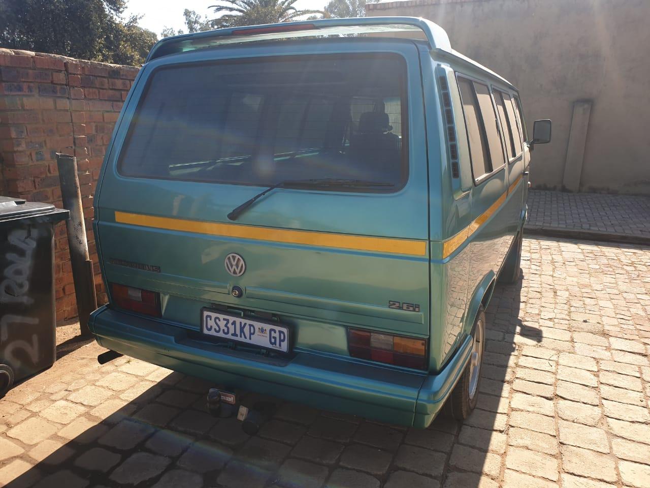 1998 VW Microbus