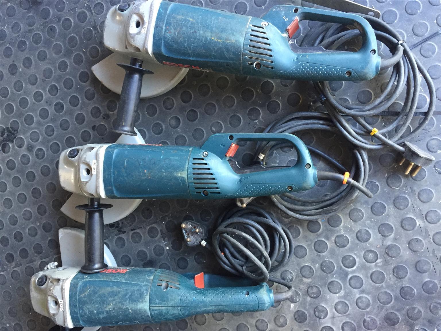 Bosch GWS 26 - 230B Proffessional grinders