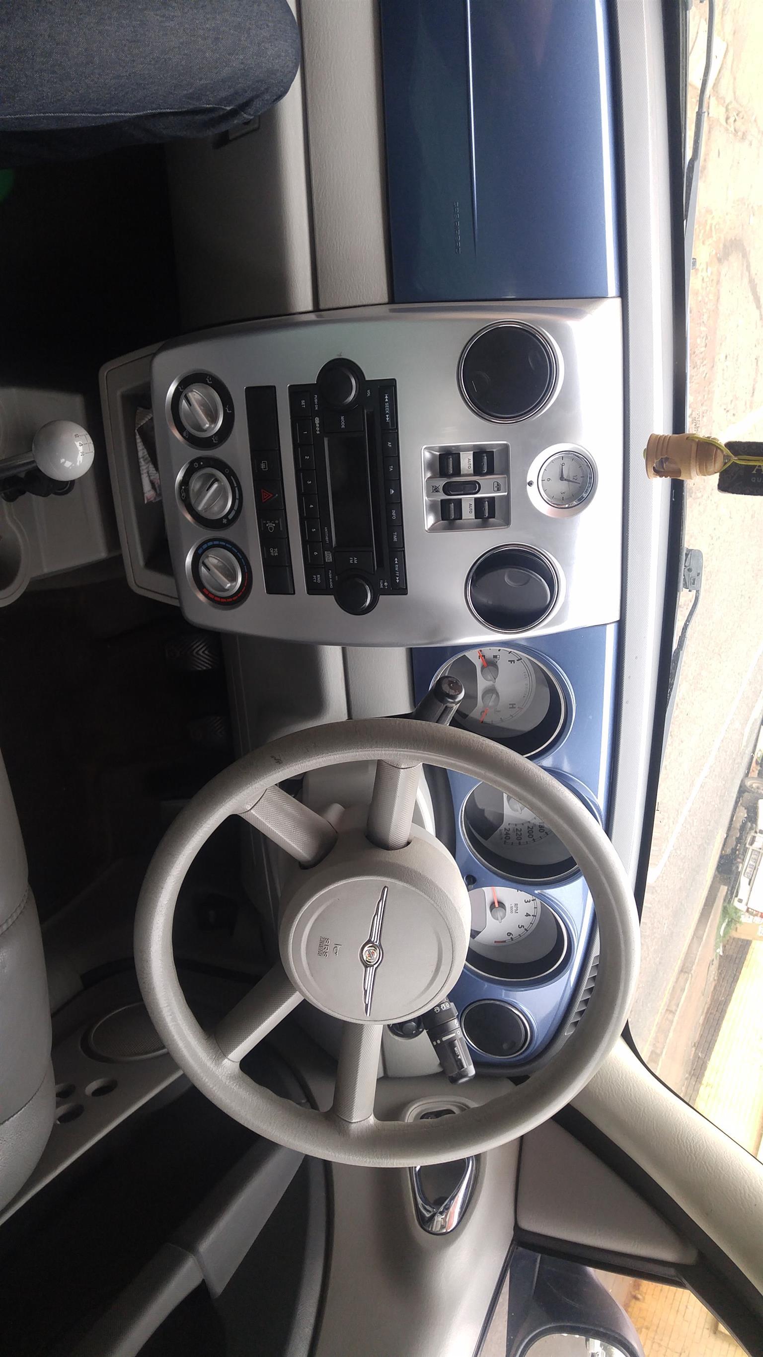 2006 Chrysler PT Cruiser 2.4 Limited