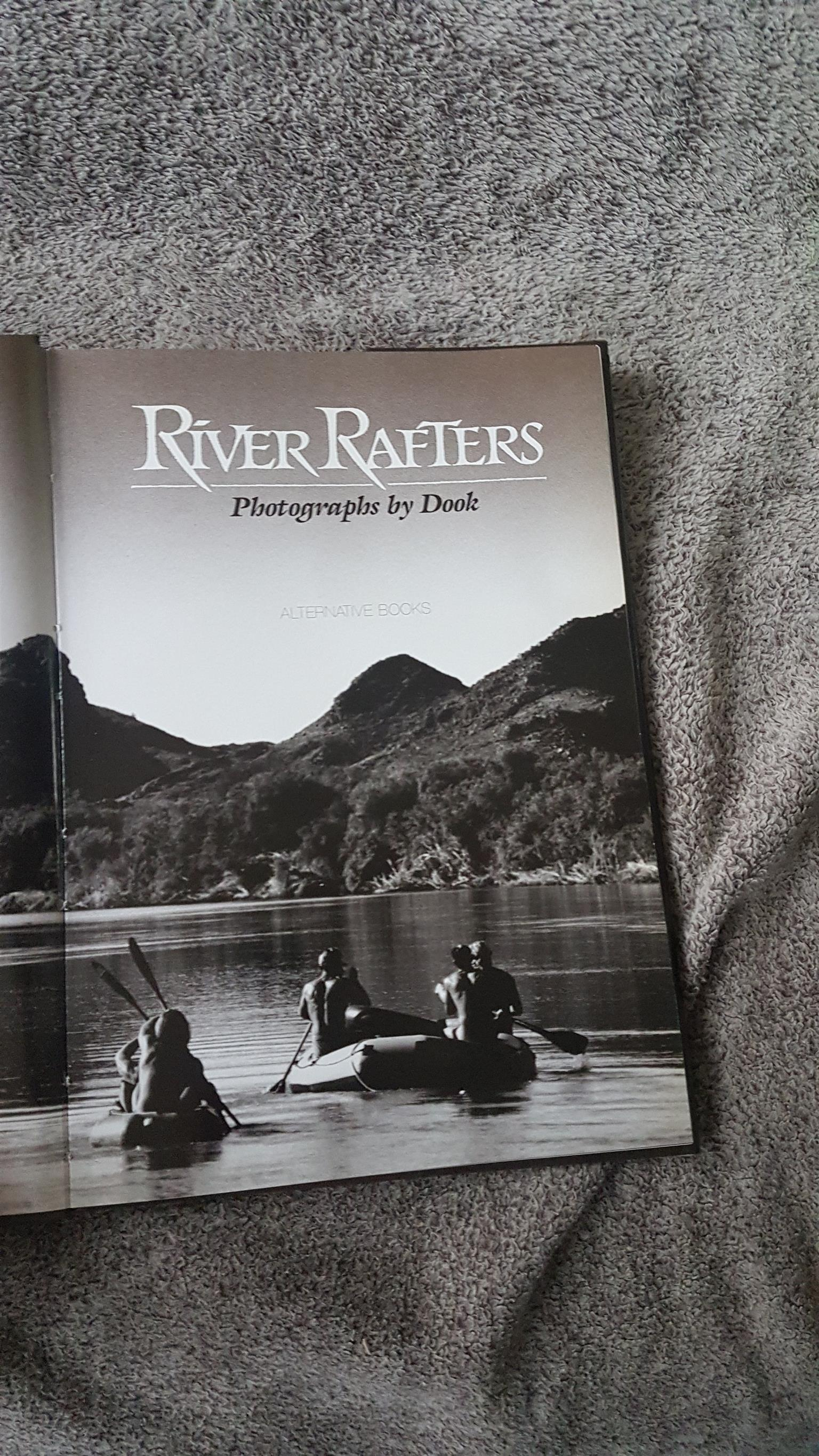 River Rafters Photography By Dook (Limited to 2000 copies only.)