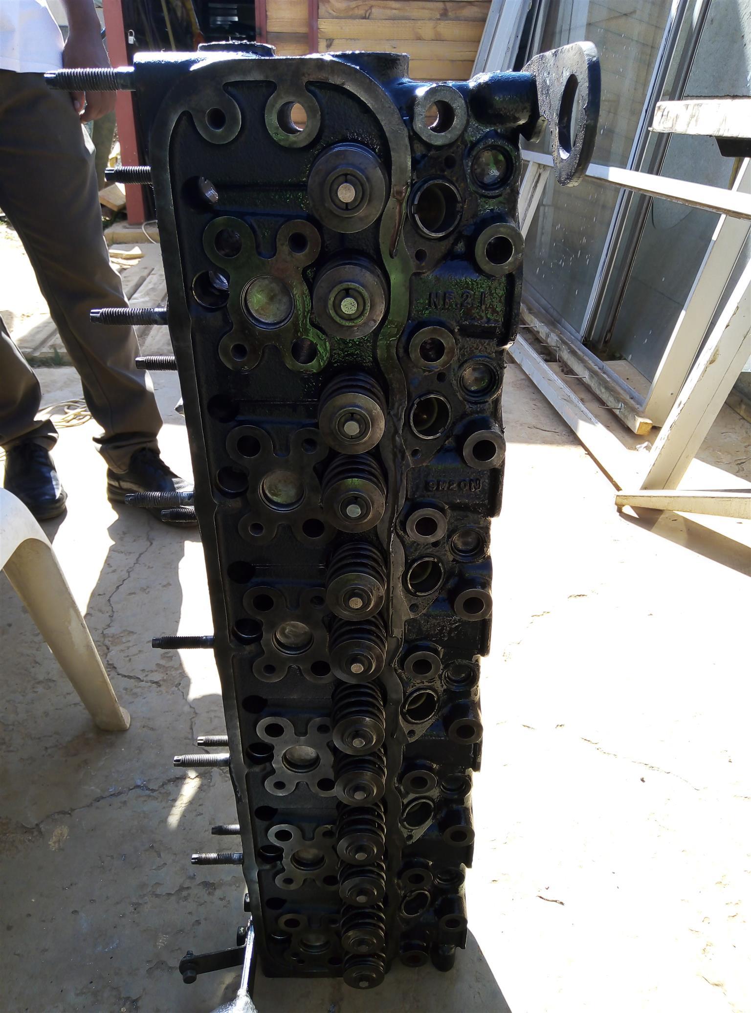 UD FE6 12valve - CYLINDER HEAD FOR SALE!!!!