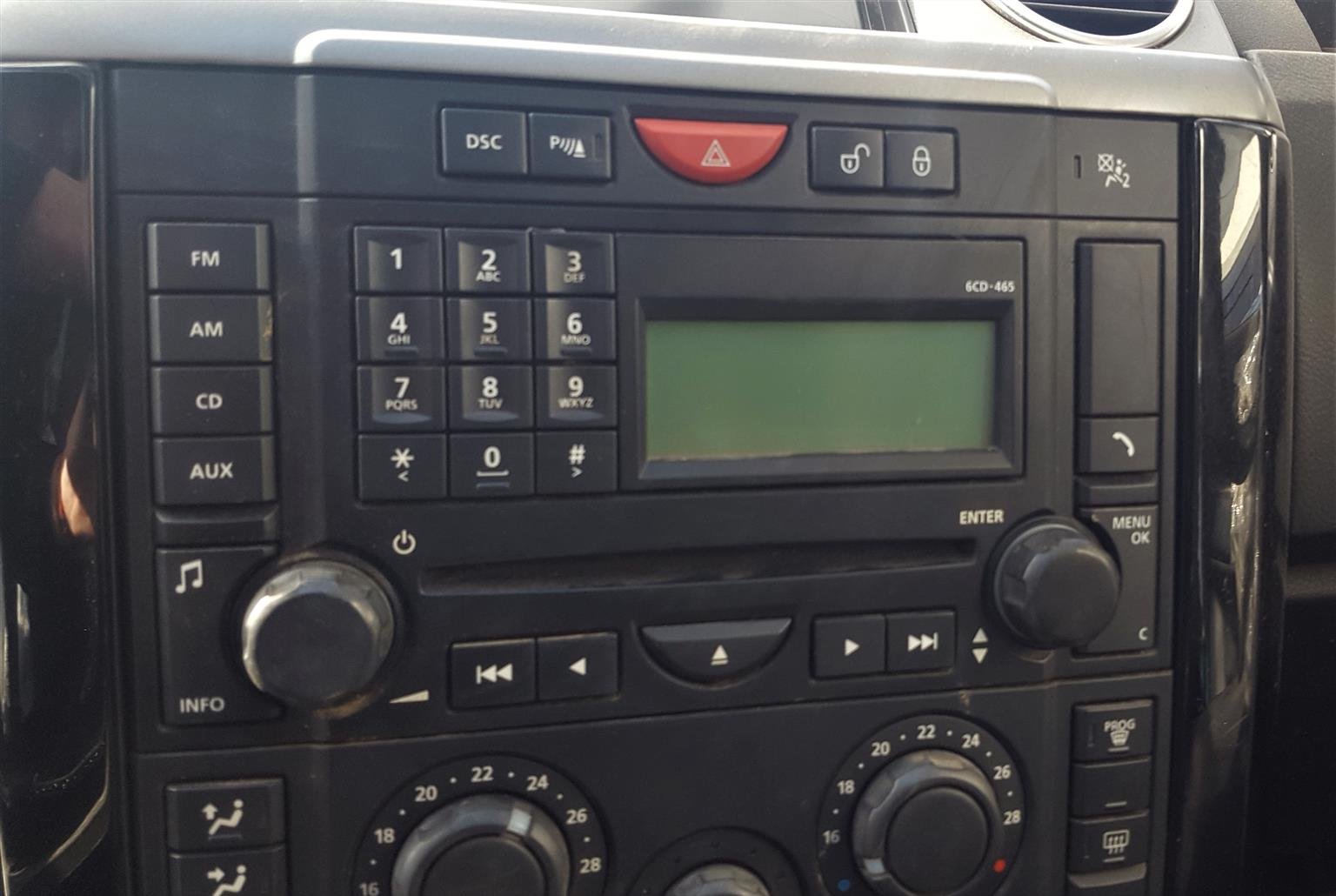 Land Rover Discovery 3 Radio | FOR SALE