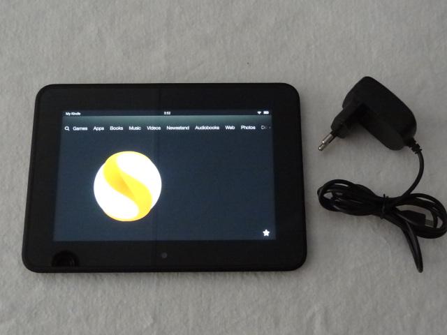 "Amazon Kindle Fire HD X43Z60 – 7"" 16GB WiFi Tablet"