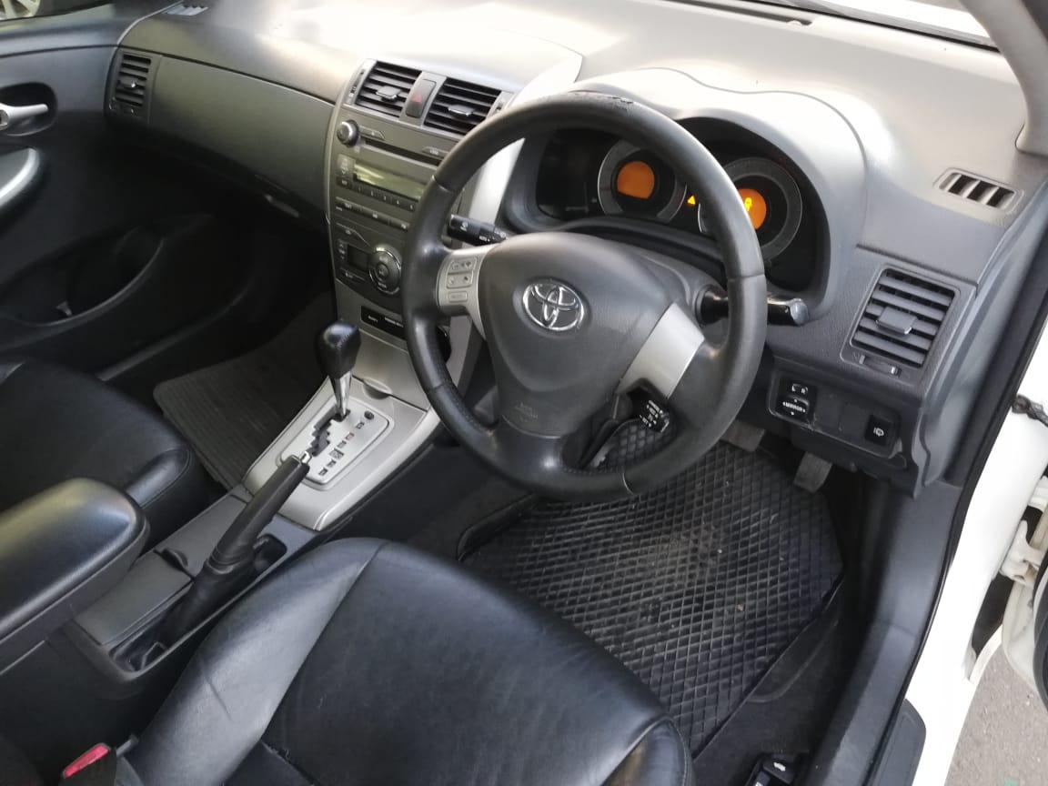 2009 Toyota Corolla 180i GLS