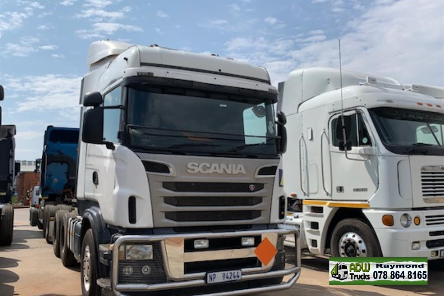 Scania R500 - Nice Cheap Runner