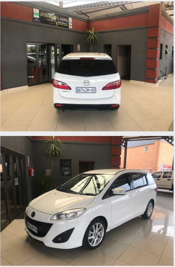 2015 Mazda 5 Mazda 2.0 Active