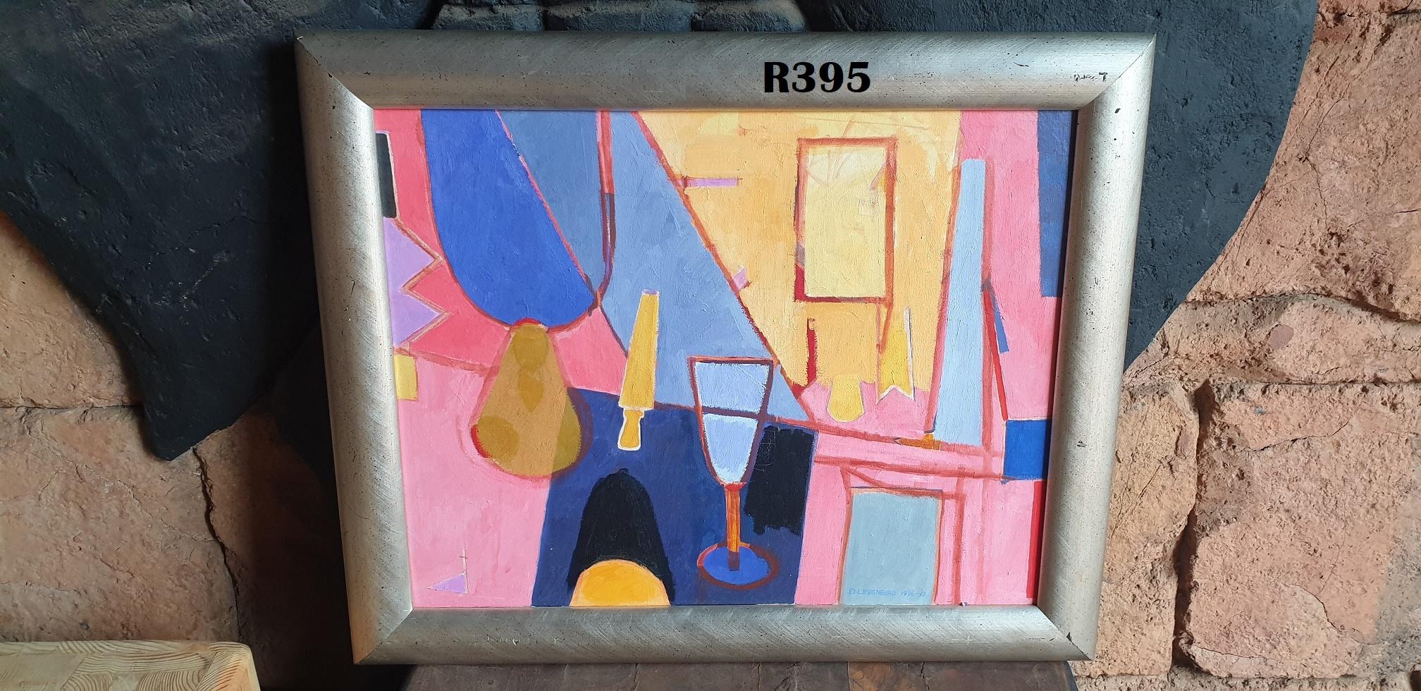 Deon Liebenberg Wine Glass Painting (660x550)